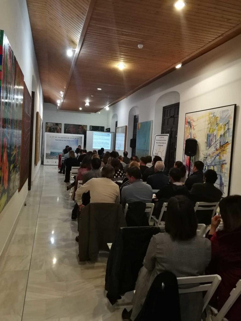 Jornada Ayamonte 2018
